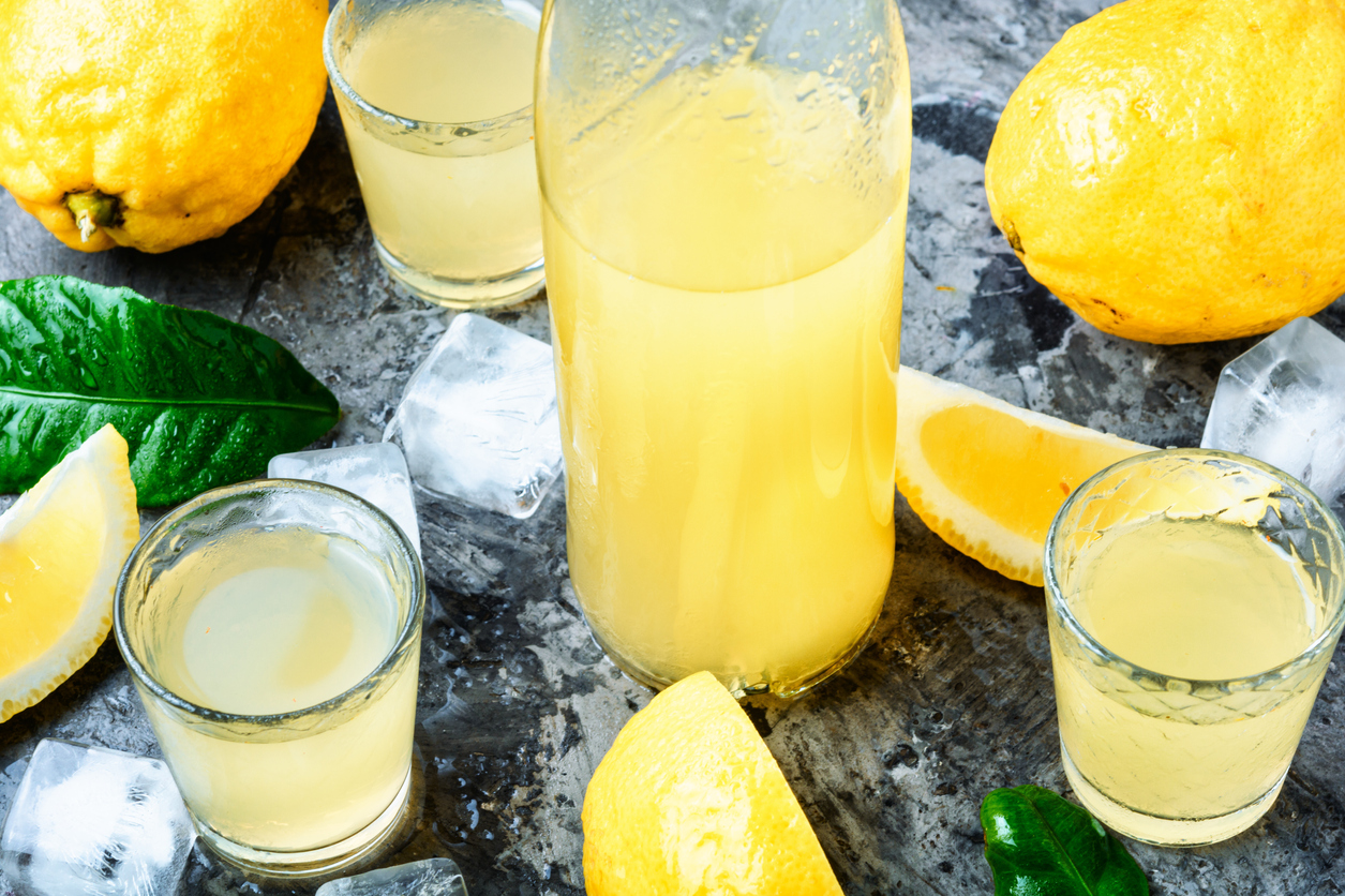 Recipe Limoncello The Nectar Of The Gods Italian Sons And Daughters Of America